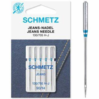 Schmetz Jeans nåle 90 Hobbysy