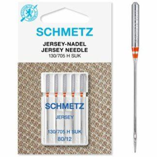 Schmetz Jersey nåle 80 SUK Hobbysy