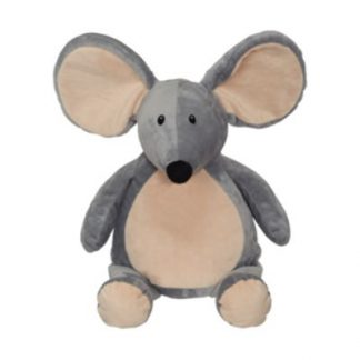 Bamse mus grå