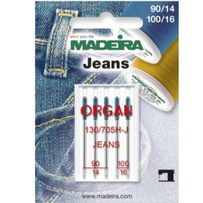 9457 Jeans nåle
