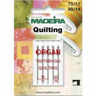 Madeira 9454 symaskinenåle til quiltning Hobbysy