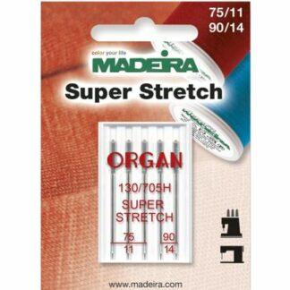 Madeira 9458 symaskinenåle til jersey Hobbysy