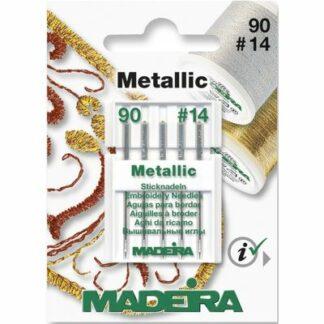Madeira 9451 symaskinenåle til metaltråd Hobbysy