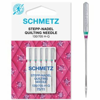 Schmetz Quilt nåle 75 Hobbysy