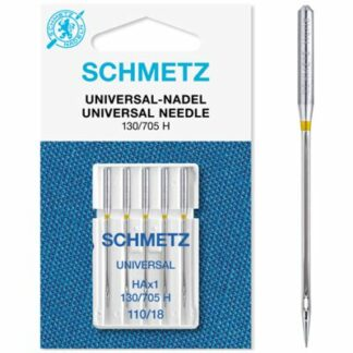 Schmetz Universal nåle 110 Hobbysy