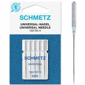 Schmetz Universal nåle 60 Hobbysy
