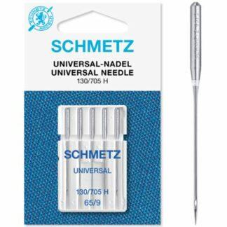 Schmetz Universal nåle 65 Hobbysy